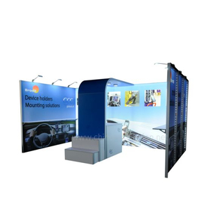 10X20FT Transformable Modular Aluminium Messestand mit Grafik