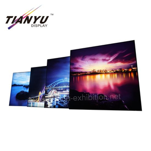 Advertising Display-Panels Aluminium-LED Backit Light Box