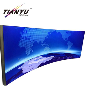 China Top Aluminium Profile Banner Hersteller Backlit Sign Board Lightbox für die Produktfotografie